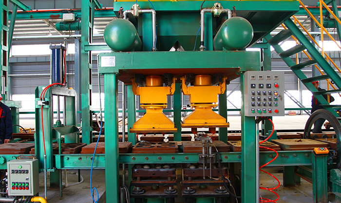 Automatic Horizontal Flask less molding production line