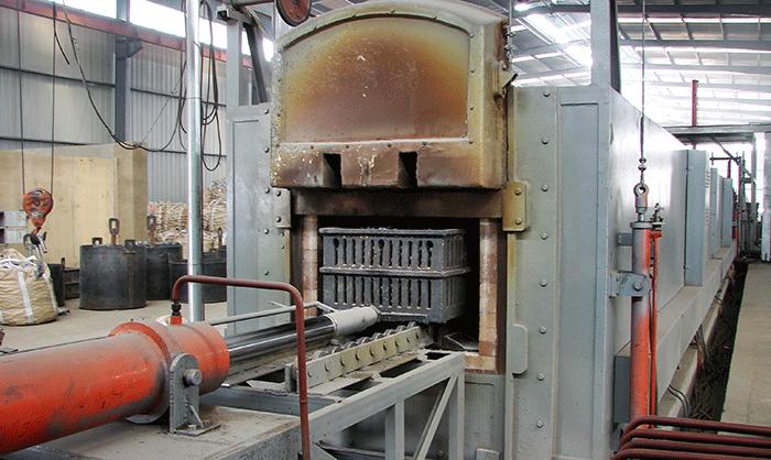 Grinding Ball heat treatment furnace