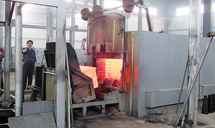 Grinding Ball heat treatment furnace