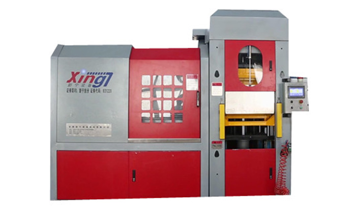 The use point of the molding machine